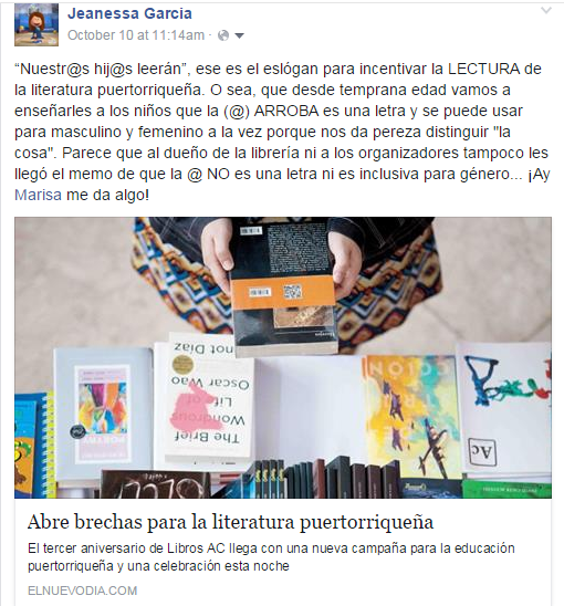 Librerias AC 2015 - Uso de la Arroba 1